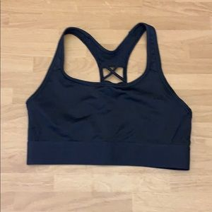 Victoria's Secret strappy sports bra